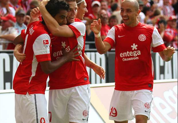 Mainz 2-0 Bayer Leverkusen: Poor defending costs away side as Toprak own goal seals loss