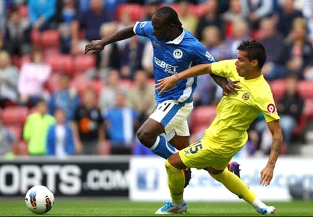 Wigan's Victor Moses stalling on contract extension