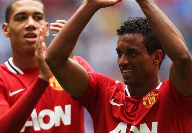 Manchester United's Nani hoping to be remembered as an Old Trafford great