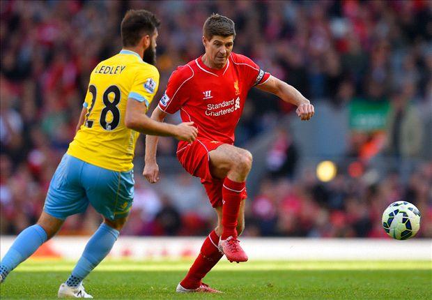 Liverpool 1-3 Crystal Palace: Murray, Puncheon & Zaha spoil Gerrard's Anfield farewell