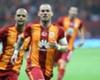Sneijder 4 yıldızlı formayı giydi