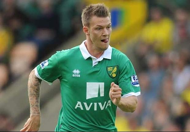 Norwich City winger Anthony Pilkington included in Ireland squad for Poland friendly