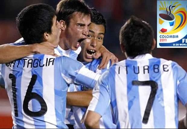 Piala Dunia U-20: Argentina Sisihkan Mesir