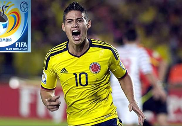 Porto's James Rodriguez over the moon after excellent Colombia debut