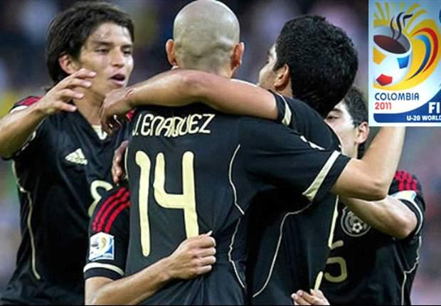Mexico U20 3-1 Colombia U20: Edson Rivera sends host crashing out