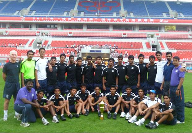 The U-19's will hope to do their senior National ambitions a world of good in Doha