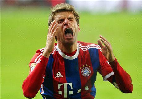 Transfer Talk: Utd ready mega Muller deal