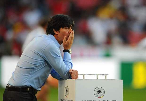 'Regular places are history,' says Joachim Low of competitive Germany squad