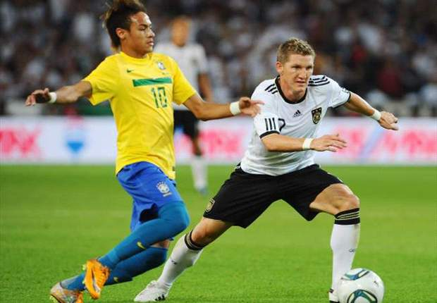 Neymar insists Brazil need more time to gel after 3-2 defeat to Germany