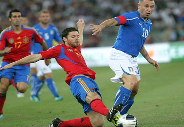 Italy manager Cesare Prandelli satisfied with 'excellent' friendly win against Spain