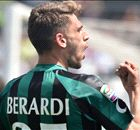 Serie A Team of the Week: Berardi shines