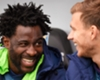 Bony an important part of Manchester City's future, insists Pellegrini