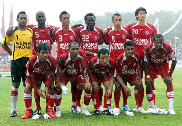 Indonesian Premier League's Semen Padang aiming to compete in 2013 Asian Champions League