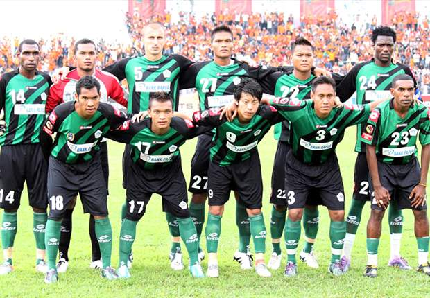 Gol Erick Lewis Benamkan Arema Indonesia