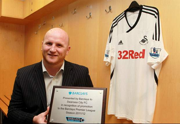 'If Swansea City avoid relegation, it will feel like they have won the title' - lifelong fan John Hartson relishing club's Premier League bow against Manchester City