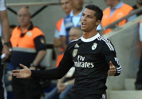 FT: Espanyol 1-4 Real Madrid