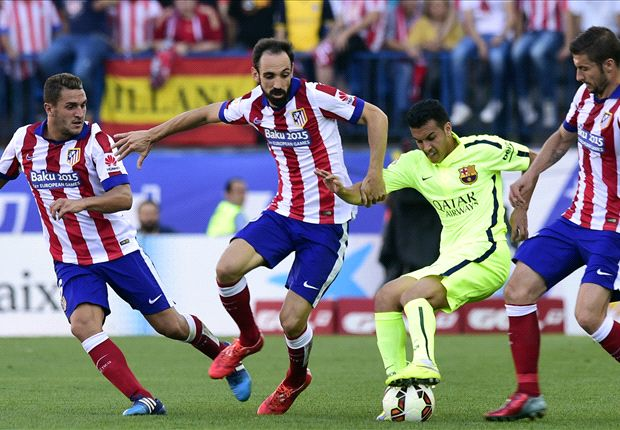 Atletico Madrid 0-1 Barcelone : Messi sacre le Barça