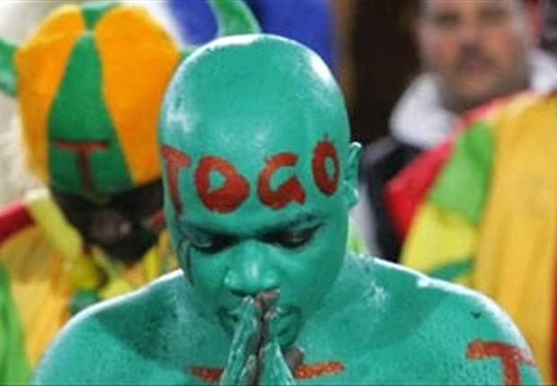 End of the road for Togo in the 2014 World Cup qualifying