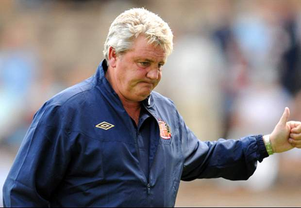 Sunderland manager Steve Bruce vows to seek out new strikers after stalemate with Fulham