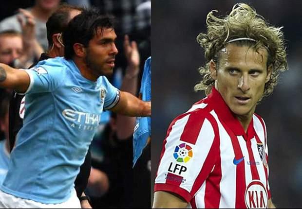 Manchester City and Inter hit Carlos Tevez loan deadlock to open door for Diego Forlan swoop