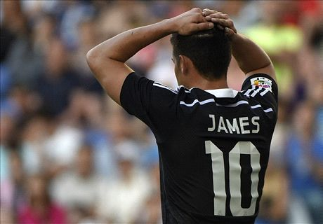 No problem with James, claims Rafa