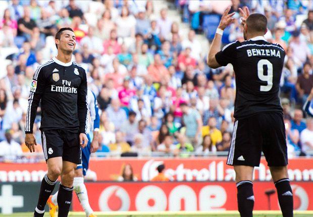 Espanyol 1-4 Real Madrid: Title hopes die despite Ronaldo hat-trick
