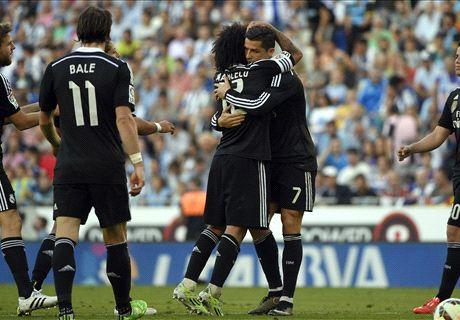 Player Ratings: Espanyol 1-4 Real Madrid