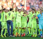 GALLERY: How Barcelona won the La Liga title