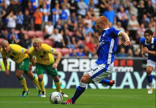 Norwich City - Wigan Athletic Preview: Roberto Martinez seeking his side's first league win at Carrow Road