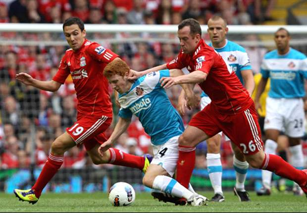 Liverpool manager Kenny Dalglish admits debutants were nervous in draw against Sunderland