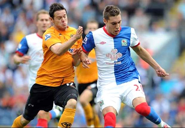 Blackburn 1-2 Wolves: Fletcher & Ward strike as visitors come from behind to hand Rovers a nightmare start