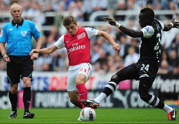 Andrey Arshavin: Arsenal Lacked A Little Speed & Sharpness Against Newcastle United