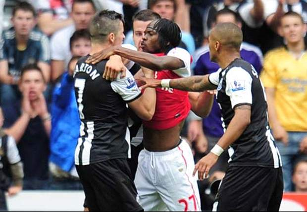 Arsenal's Alex Song & Gervinho given three-match bans by the FA for conduct against Newcastle United