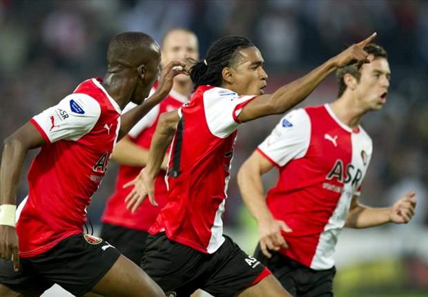 Uitblinker Cabral schiet Feyenoord naar zege