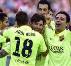 O título do Barça nas redes sociais