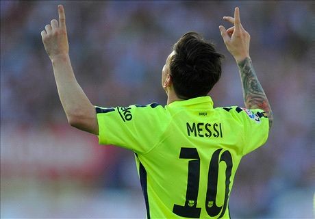 Messi To Stay At Barca Forever