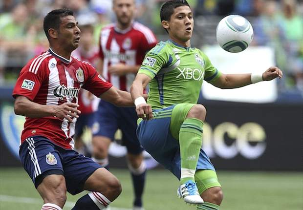 Seattle Sounders FC 0-0 Chivas USA: Late controversy in goalless draw