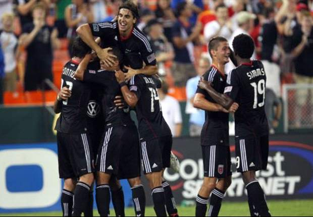 D.C. United 4-0 Vancouver Whitecaps: Chris Pontius brace leads United to comfortable win