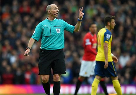 Mark Halsey's Premier League ref review