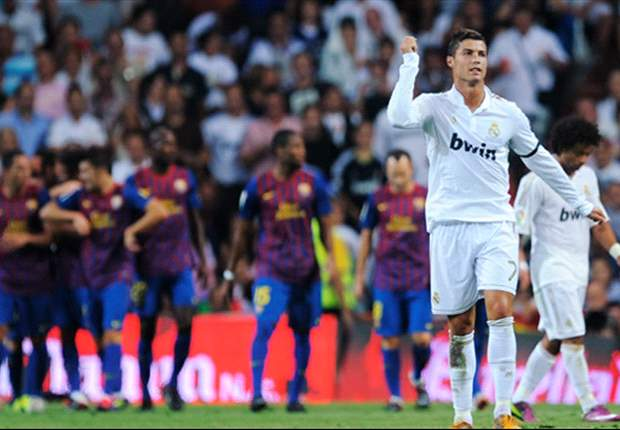 Real Madrid's Cristiano Ronaldo: I deserved a penalty against Barcelona