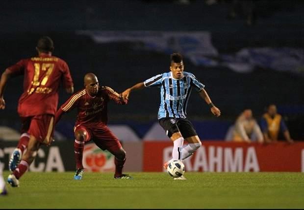 Marquinho brilha e Grêmio vence o Fluminense de Fred