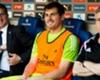 Simeone warns Iker over Madrid future