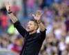 Simeone accepts Atleti limitations