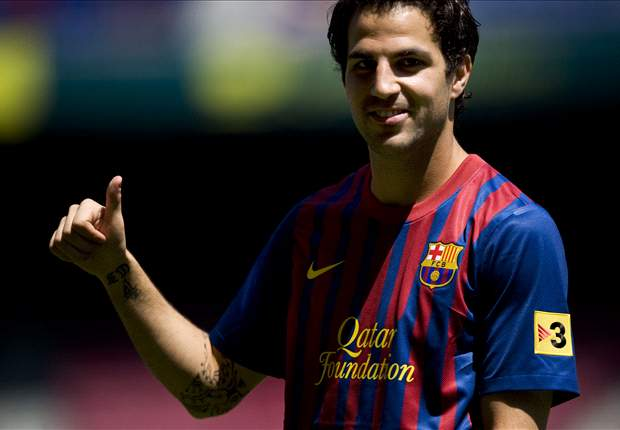With the signing of Arsenal's Cesc Fabregas, Barcelona could begin the next great tactical revolution