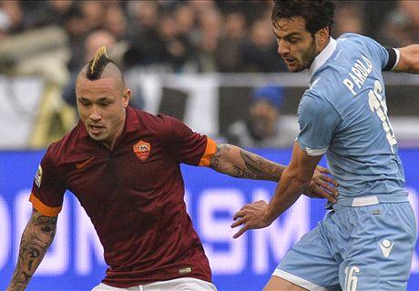 LIVE: Lazio 0-0 Roma