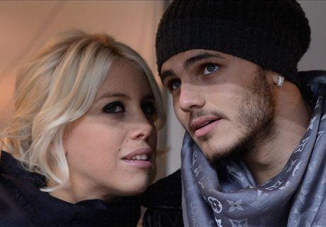 EXTRA TIME: Icardi hires wife Wanda