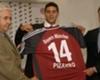 Claudio Pizarro sagte Juventus ab