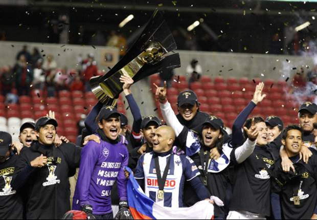 CONCACAF announces group stage schedule for 2012-13 Champions League