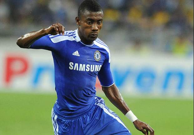 Kalou delighted with 'important' away goal as Chelsea beat Benfica