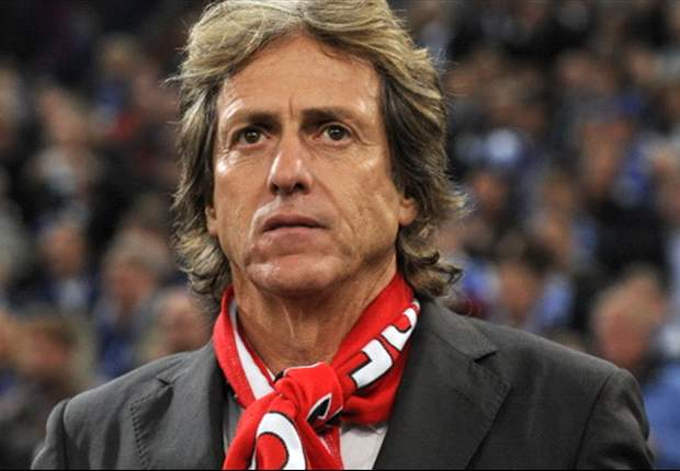 'Manchester United are the favourites' - Benfica coach Jorge Jesus